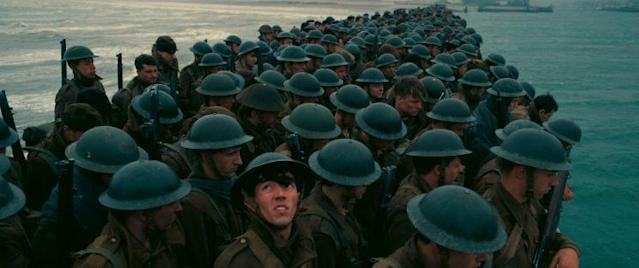 Christopher Nolan's 'Dunkirk' (Photo: Warner Bros.)