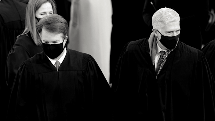 The justices