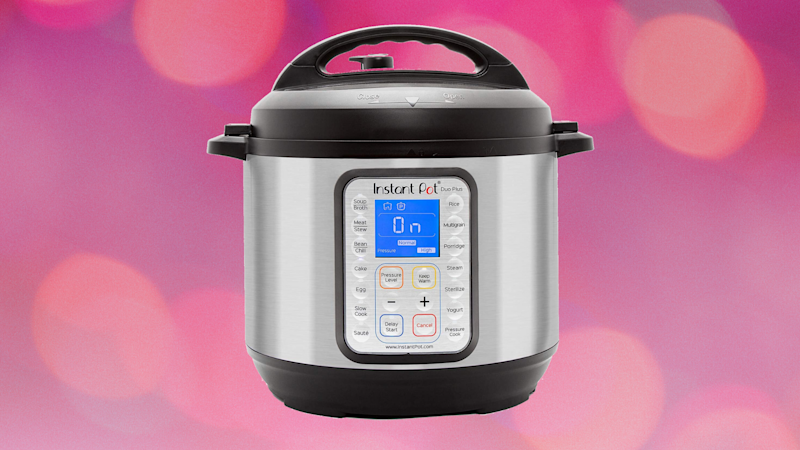 Hop on the Instant Pot bandwagon, but with a touch of more. (Photo: Instant Pot)