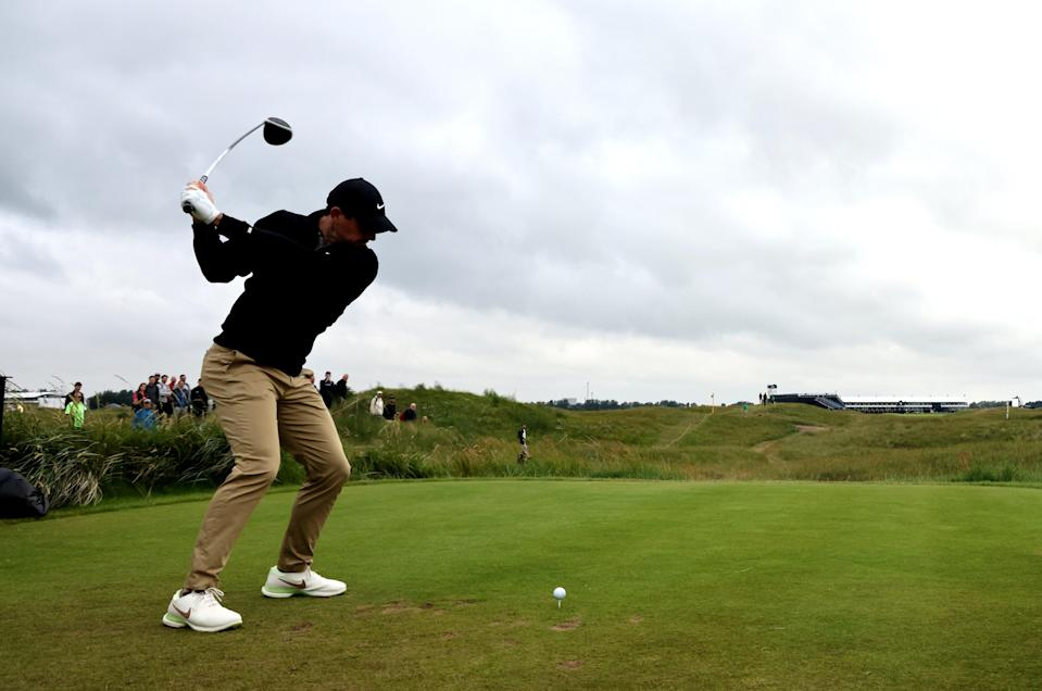 Rory McIlroy (PA Wire)
