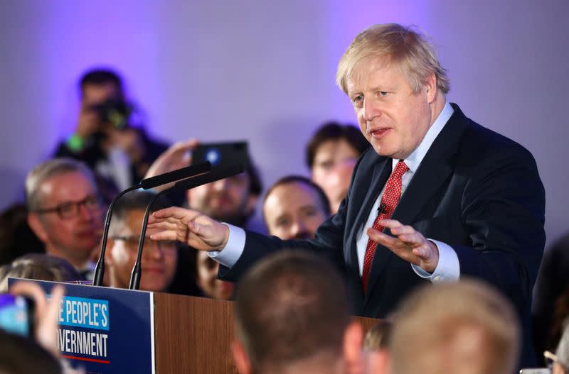 Victory for nationalism: Johnson's win puts UK's future in doubt