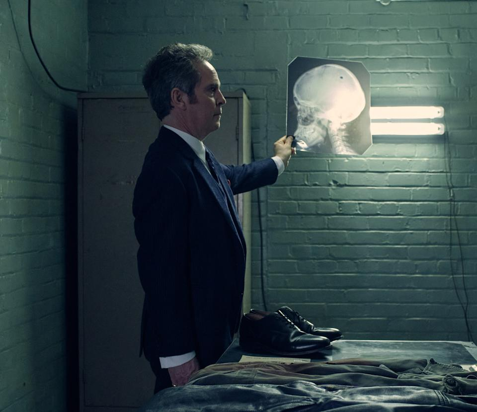 Tom Hollander as Dalby in The Ipcress File (Altitude TV/ITV)