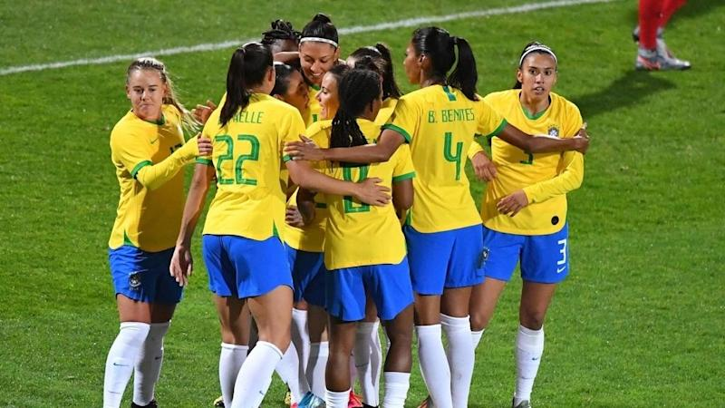 Closing the gap: Brazil announces equal pay for men, women footballers