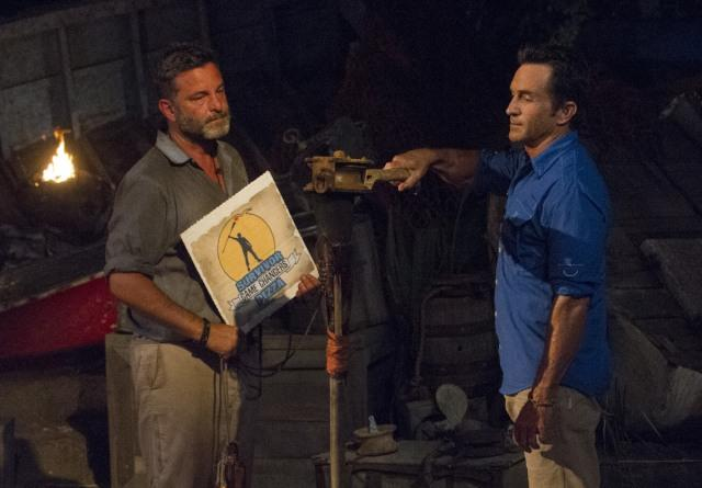 Jeff Varner voted off Survivor: Game Changers