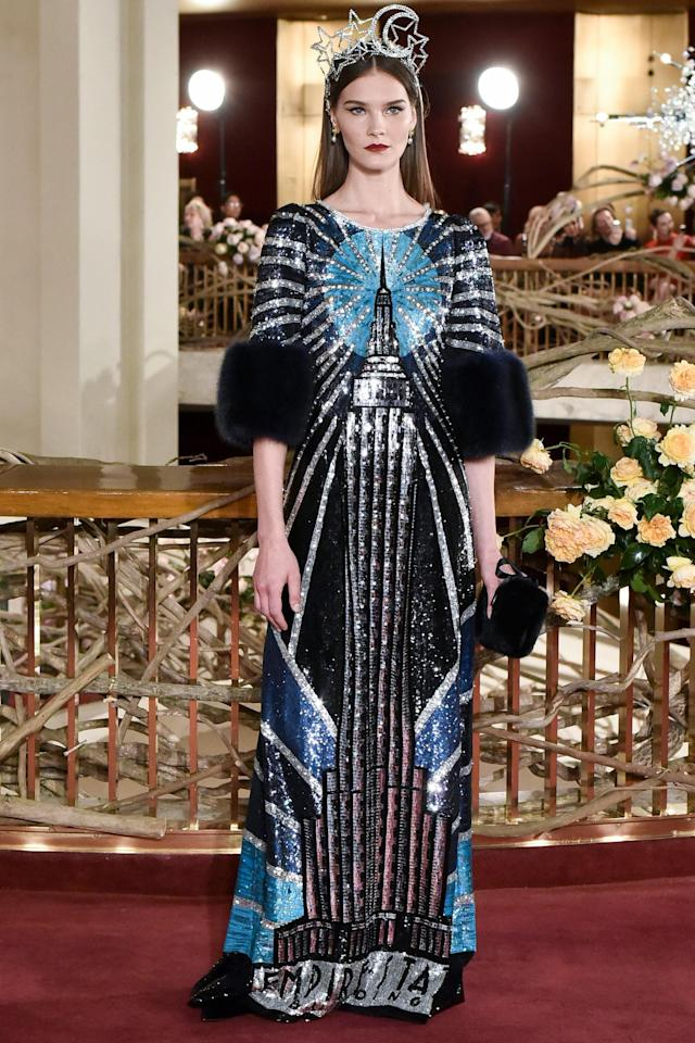 buy online e6fe1 cdee7 Dolce & Gabbana Gives Its Alta Moda Clients a Night at the ...
