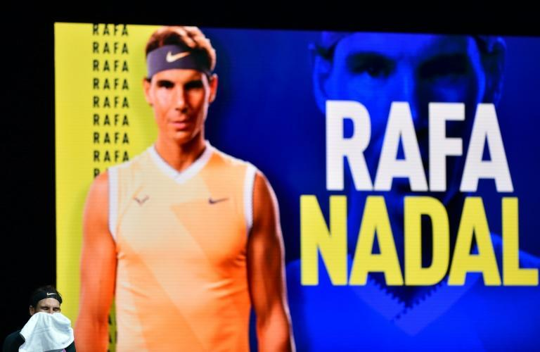 Rafael Nadal beat defending champion Stefanos Tsitsipas to reach the last four of the ATP Finals