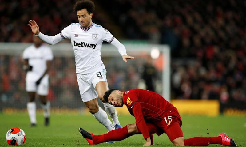 Felipe Anderson is one of West Ham's flair players but David Moyes is struggling to get the best out of him.