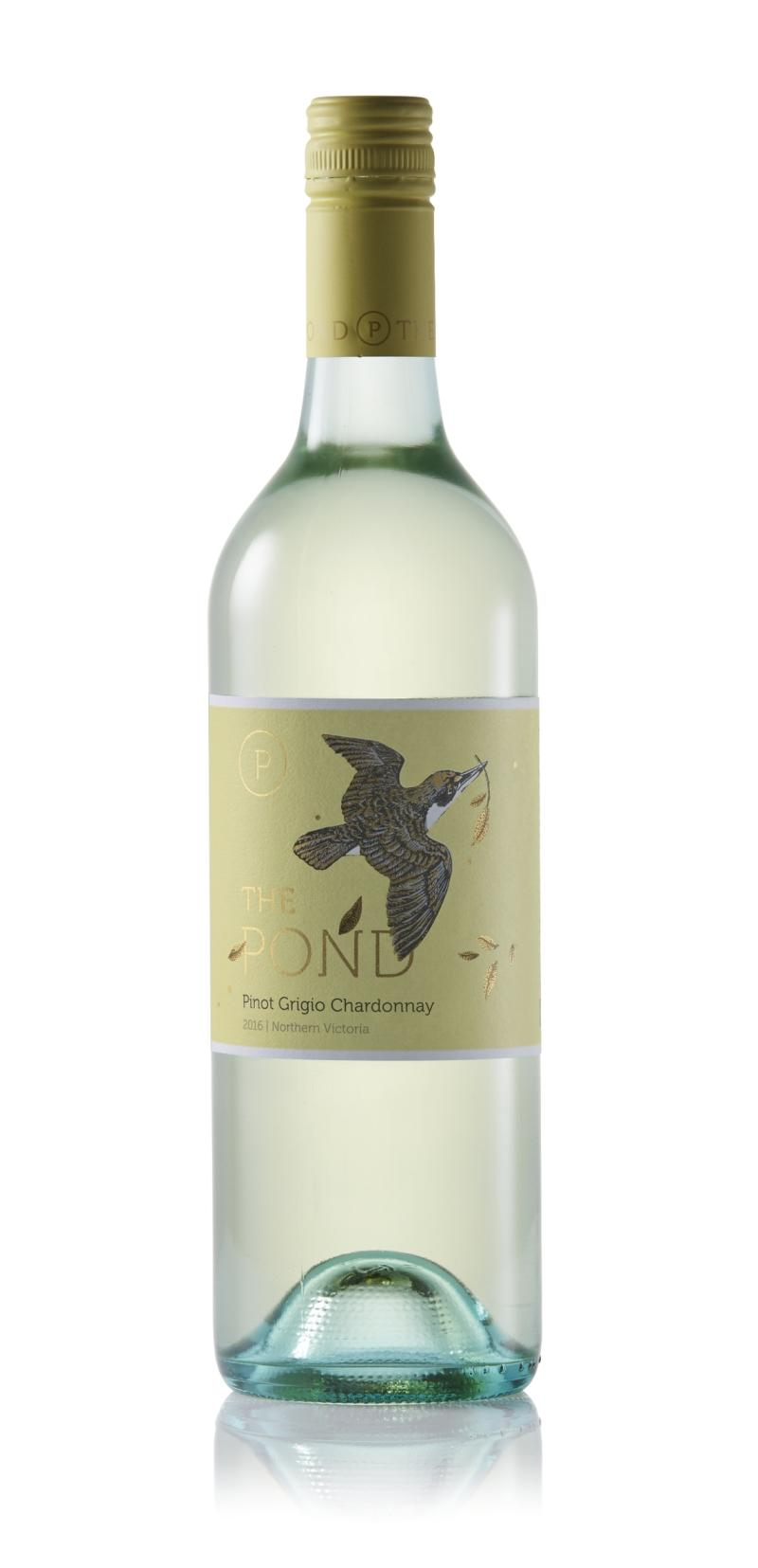 The Pond Pinot Grigio 2019 Aldi