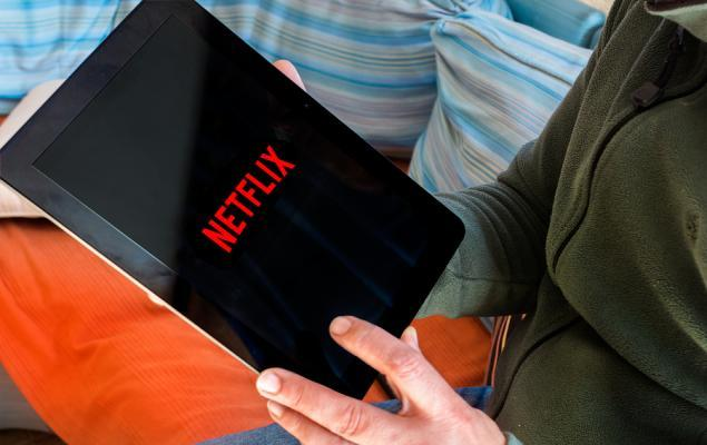 Netflix CEO Recognizes Competitive Threat, Stock Takes a Hit