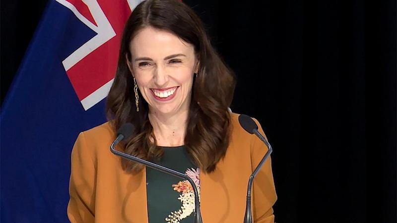 NZ Prime Minister Jacinda Ardern will play her part before the vote to host the Women's World Cup