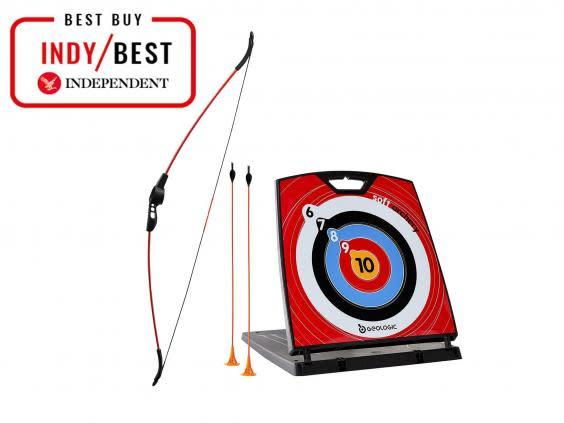 Create your own competition with this set (Decathlon)