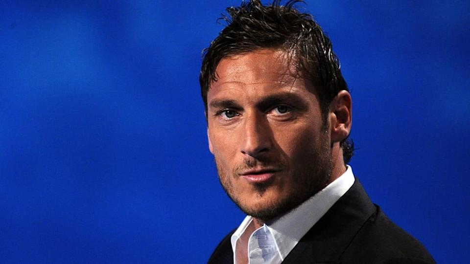 Totti   Morena Brengola/Getty Images