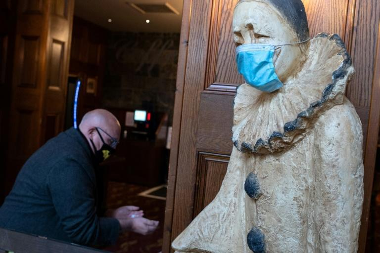 Masks and hand sanitisers will not be enough to get you into an English pub from Thursday, when the second national virus lockdown comes into effect