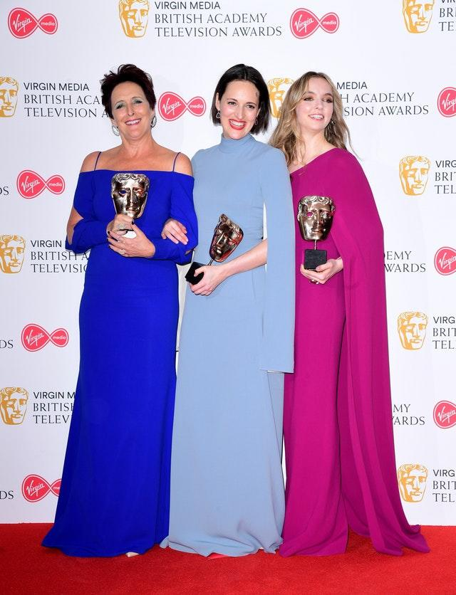Virgin Media BAFTA TV Awards 2019 – Press Room – London