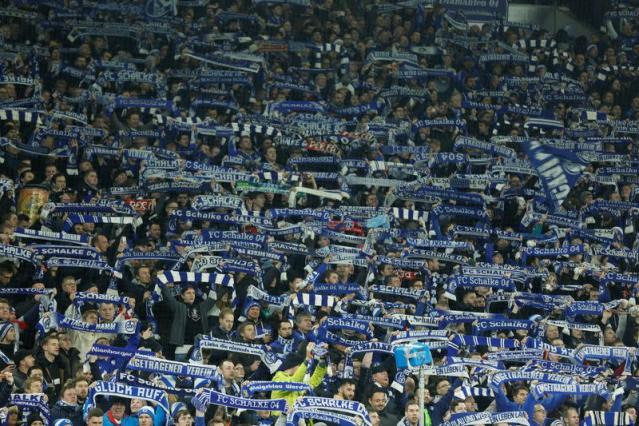 FILE PHOTO: DFB Cup - Third Round - Schalke 04 v Hertha BSC