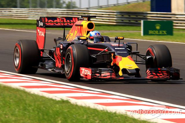 2016: Red-Bull-Renault RB12