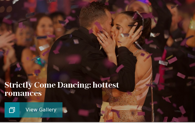 Strictly Come Dancing: hottest romances