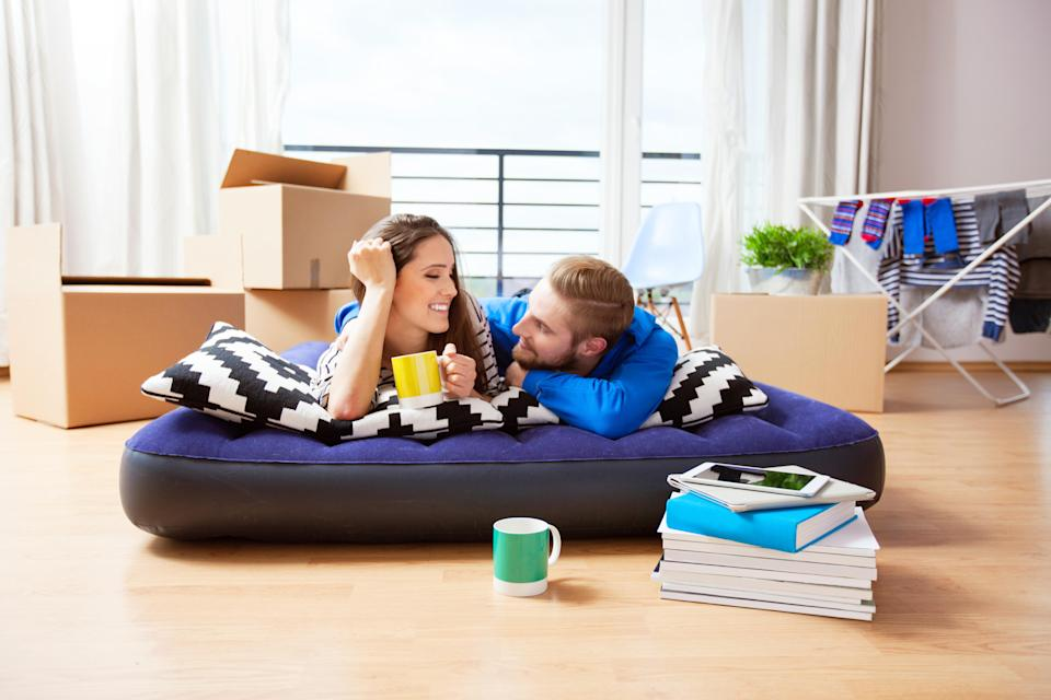 Yes, it's possible to find an air mattress that rivals a real bed. (Photo: Getty Images)
