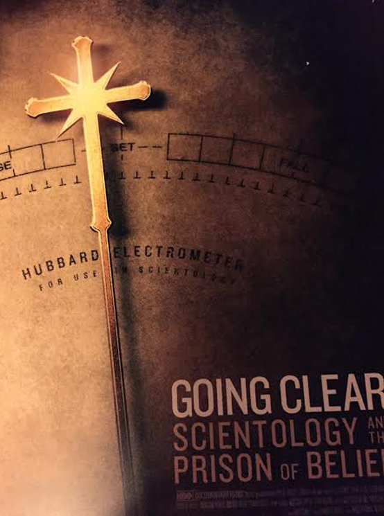 Going Clear movie image
