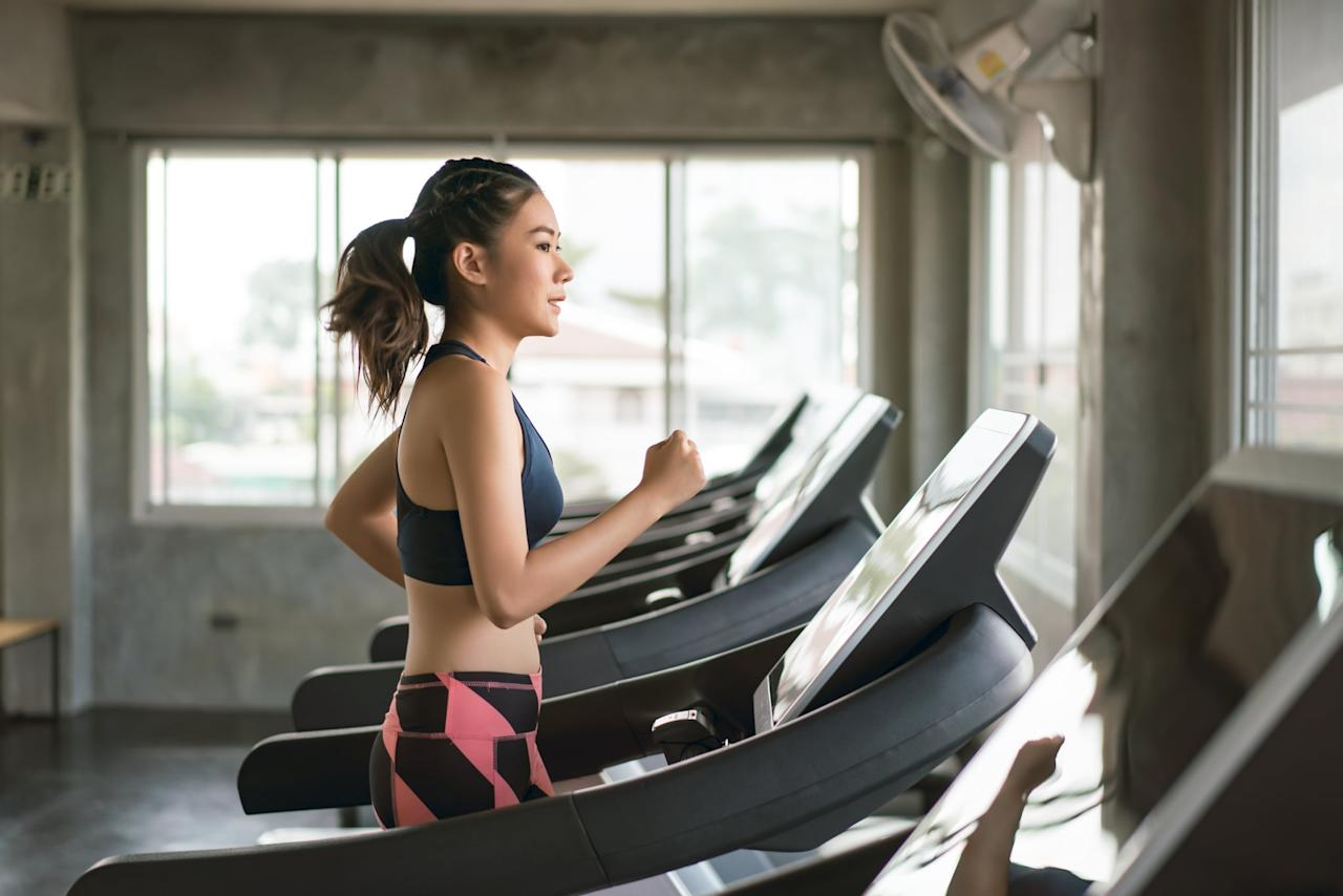 """<p>It's true that cardio, such as walking, running, Spinning, or jumping rope (basically anything that gets your heart rate up for an extended period of time), burns calories. It's also true that you should <a href=""""https://www.popsugar.com/fitness/How-Much-Cardio-Do-I-Need-Do-Lose-Weight-43853148"""" class=""""ga-track"""" data-ga-category=""""Related"""" data-ga-label=""""http://www.popsugar.com/fitness/How-Much-Cardio-Do-I-Need-Do-Lose-Weight-43853148"""" data-ga-action=""""In-Line Links"""">incorporate cardio into your weight-loss plan</a> if you're trying to burn fat. But it's just one piece of the puzzle.</p> <p>""""Cardio is not the only way to burn fat,"""" NASM-certified trainer Ashley Stewart told POPSUGAR. """"This can also be accomplished through strength training."""" She explained that since <a href=""""https://www.popsugar.com/fitness/Muscle-Burns-More-Calories-Than-Fat-44895516"""" class=""""ga-track"""" data-ga-category=""""Related"""" data-ga-label=""""http://www.popsugar.com/fitness/Muscle-Burns-More-Calories-Than-Fat-44895516"""" data-ga-action=""""In-Line Links"""">muscle tissue burns more calories</a> in your body than fat at rest (your body requires more energy to support muscle tissue), you will continue to burn calories if you build muscle mass.</p> <p>""""This energy can be taken from fat reserves,"""" she explained. """"As people mix strength training into their workout routine, their body will lean out due to the increased demand from the muscle they are building.""""</p>"""
