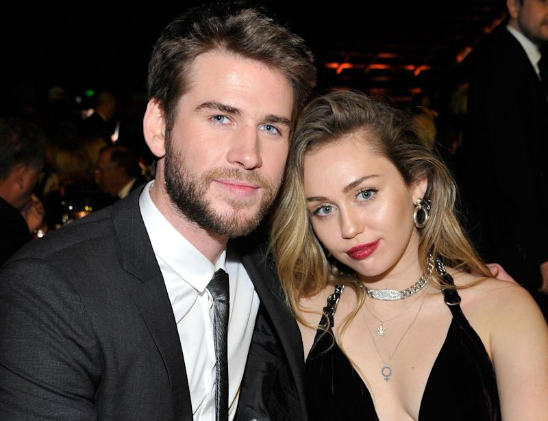 Miley Cyrus and Liam Hemsworth announce separation