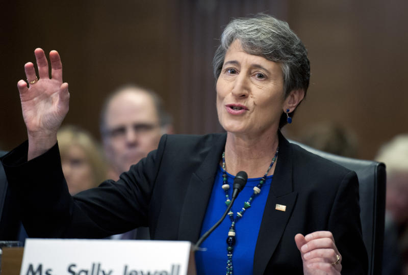 Senate endorses Sally Jewell for interior chief