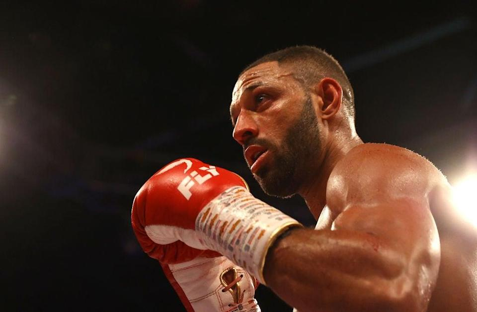 Kell Brook will challenge for the WBO title (Getty)