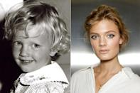 """<div class=""""caption-credit""""> Photo by: Constance Jablonski. Imaxtree</div><div class=""""caption-title"""">Constance Jablonski</div><br> <p> Born in France on October 29th, 1990. Constance, one of the faces of Estée Lauder, and star of numerous advertising campaigns, has walked the runway for Dior, Ballenciaga, and Yves Saint Laurent. </p> <br> See more: <a rel=""""nofollow noopener"""" href=""""http://nymag.com/thecut/2012/08/see-over-50-models-when-they-were-kids.html?mid=shine"""" target=""""_blank"""" data-ylk=""""slk:50 Models When They Were Kids"""" class=""""link rapid-noclick-resp"""">50 Models When They Were Kids</a> at TheCut.com <br>"""