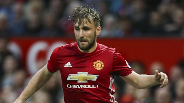 Luke Shaw's hopes of earning a recall to the Manchester United team will not have been helped by Jose Mourinho's assessment of his level.