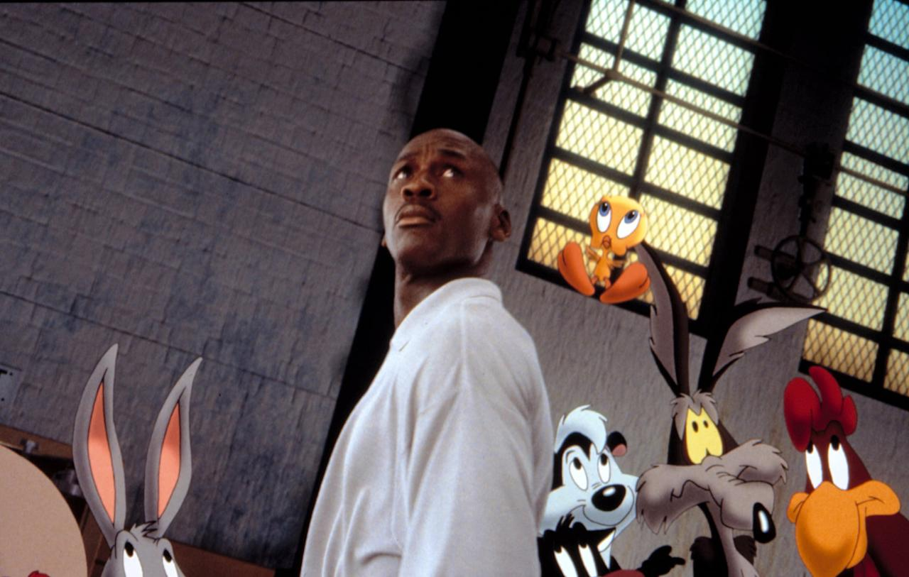 <p>This '90s classic starring Michael Jordan begins streaming on March 1.</p>