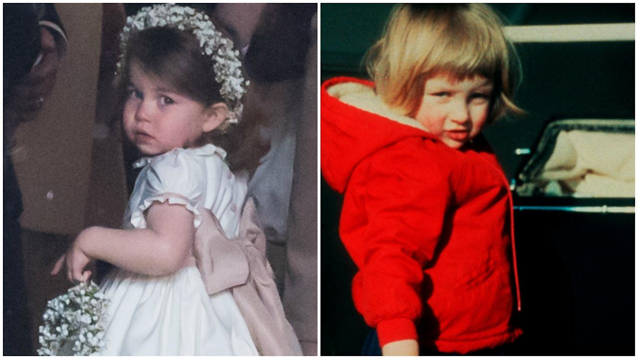 <p>Princess Charlotte has given us some adorable moments over the past three years and photos of Princess Diana show she was also an adorable tot. Photo: Getty Images </p>