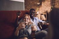 <p>Create a playlist of your favorite songs and have your partner do the same. Then, switch phones and listen to your partner's playlist or take turns listening to your playlists together! Even if you think you know their favorite hits, you may be surprised by what they add to their mix.</p>