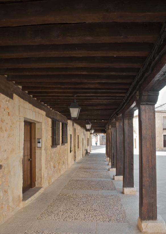 "<div class=""caption-credit""> Photo by: iStockphoto</div><div class=""caption-title""></div>Molinari says that there are six essential elements which are typical of an Old-Spanish interior. First , rows of exposed wood beams on the ceiling add strength to the upper part of the home. <br>"