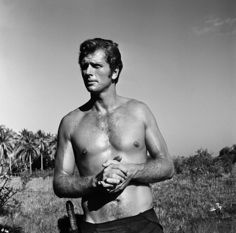 "TARZAN -- ""The Perils of Charity Jones: Part 1 & 2"" Episodes 26 & 27 -- Pictured: Ron Ely as Tarzan -- (Photo by: NBCU Photo Bank/NBCUniversal via Getty Images via Getty Images)"