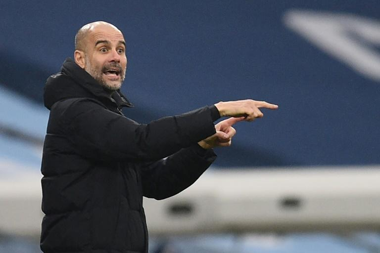 Manchester City manager Pep Guardiola says he is confused by the game's coronavirus rules