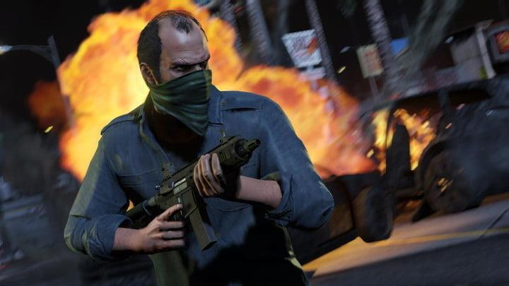 best ps4 games grand theft auto v