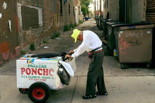Community Raises Thousands of Dollars for 89-Year-Old Ice Cream Vendor