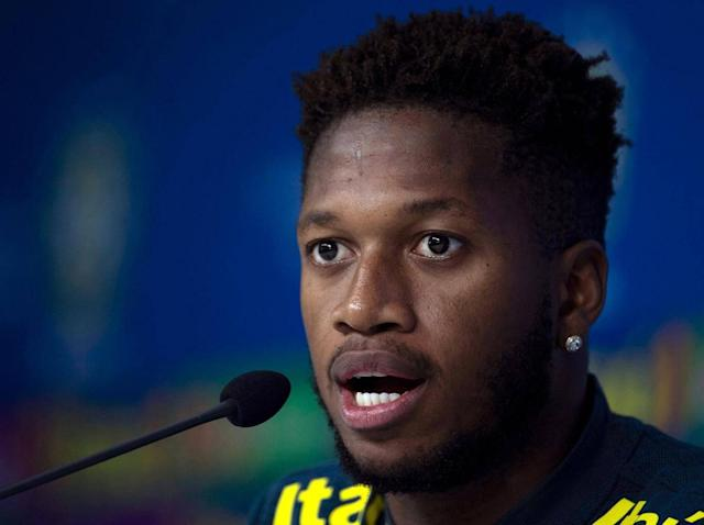 Manchester United and City target Fred torn over future as Tite gives hint over Brazil's World Cup line-up