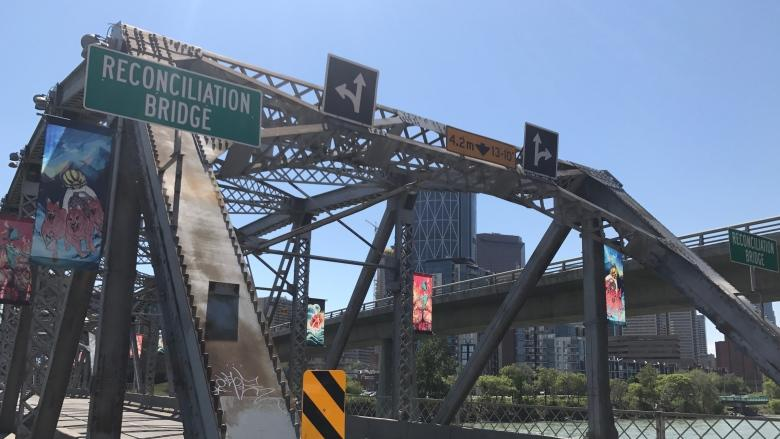 Reconciliation Bridge renamed as 'symbol of resilience' for residential school survivors