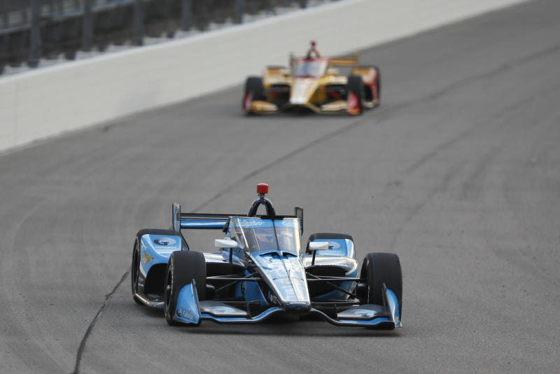 Cup-winning crew chief teaming up with Daly for Indy 500