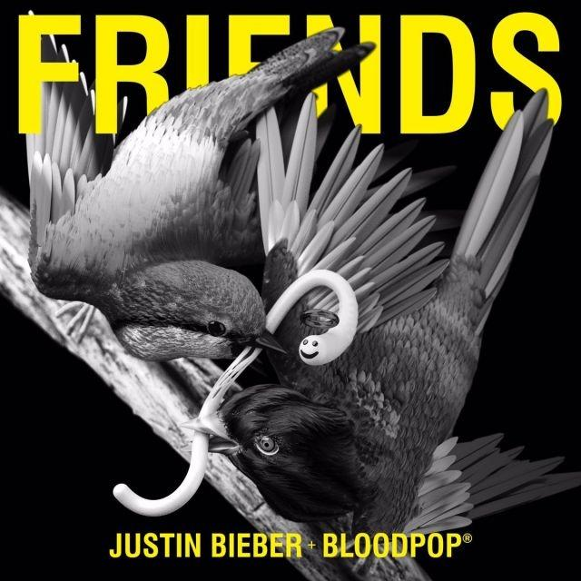 Bieber drops new song, still wants to be 'Friends'