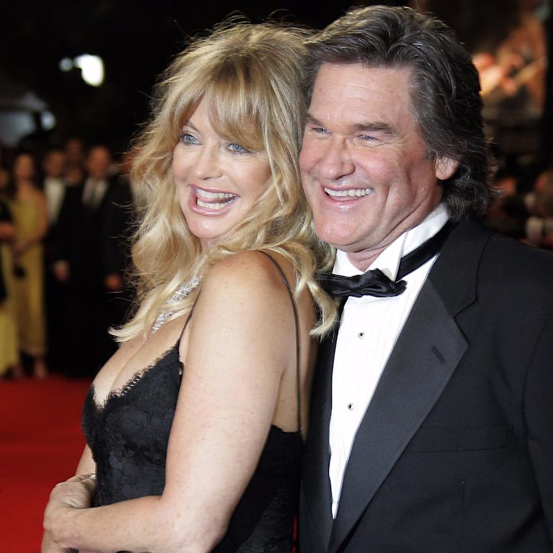 Bask in the Glory That Is Goldie Hawn and Kurt Russell's Relationship Evolution