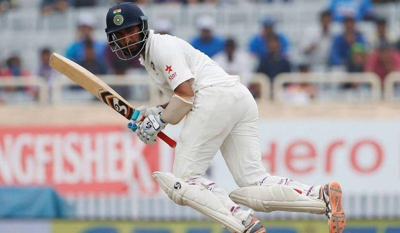 Image result for cheteshwar pujara