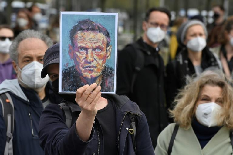 Navalny's campaigns against the government has won support both inside Russia and abroad