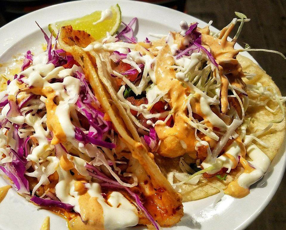 "<p><strong><a href=""https://www.yelp.com/biz/bajamar-seafood-and-tacos-las-vegas"" rel=""nofollow noopener"" target=""_blank"" data-ylk=""slk:Bajamar Seafood & Tacos"" class=""link rapid-noclick-resp"">Bajamar Seafood & Tacos</a>, Las Vegas</strong></p><p>""This is the best I've had in Vegas. Hands down!! Had the aquachile and fish taco. So happy!"" — Yelp user <a href=""https://www.yelp.com/user_details?userid=9qaJPwTOLw0Im-xntRgiww"" rel=""nofollow noopener"" target=""_blank"" data-ylk=""slk:Todd S."" class=""link rapid-noclick-resp"">Todd S.</a></p><p>Photo: Yelp/<a href=""https://www.yelp.com/user_details?userid=bLExVDNKxXMjjZcx3YG36Q"" rel=""nofollow noopener"" target=""_blank"" data-ylk=""slk:Nitin B."" class=""link rapid-noclick-resp"">Nitin B. </a></p>"