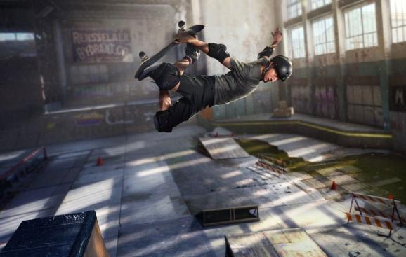 Tony Hawk's Pro Skater 1 and 2 in action.