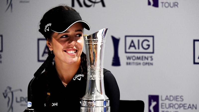 Trophy stolen from 2018 British Open champion