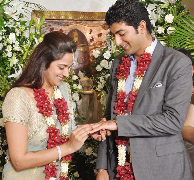 Ahana to tie the knot in February