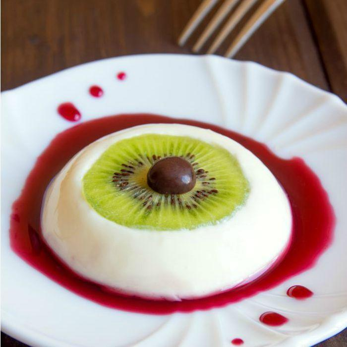 "<p>This panna cotta looks way grosser than it actually tastes.</p><p>Get the recipe from <a href=""http://nerdymamma.com/bloody-eyeball-dessert-vegan-panna-cotta-fancy-word-for-pudding-ey-stuff/"" rel=""nofollow noopener"" target=""_blank"" data-ylk=""slk:Nerdy Mamma"" class=""link rapid-noclick-resp"">Nerdy Mamma</a>.</p>"