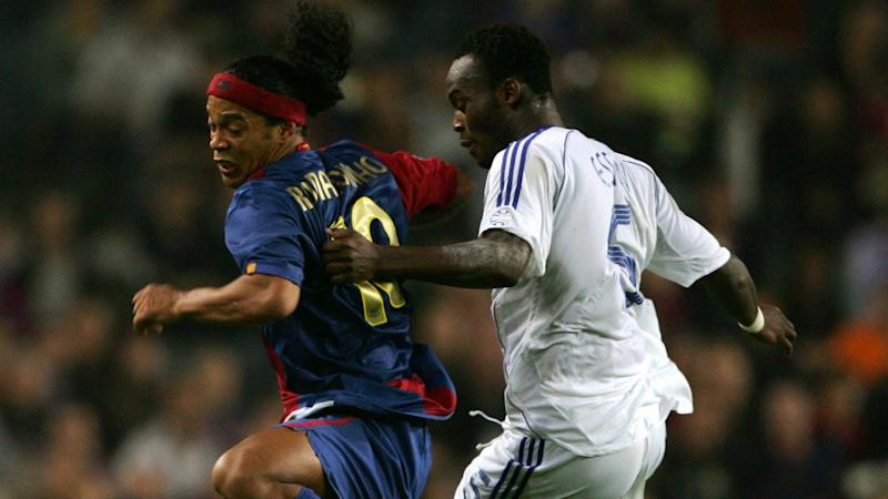 Match for Solidarity unites Michael Essien, Ronaldinho and other football greats
